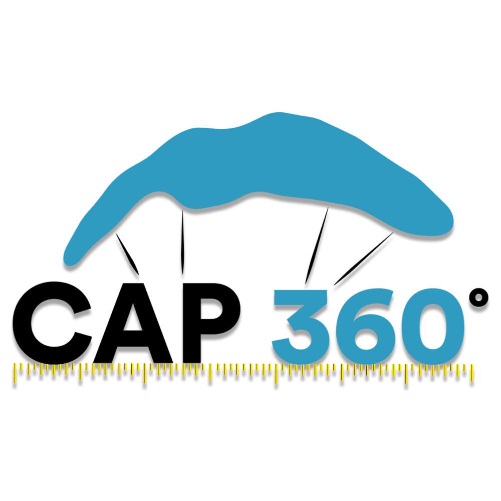 Cap 360 logo